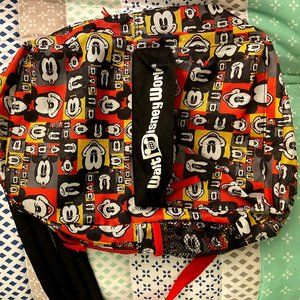 Disney Parks Mickey Mouse Backpack